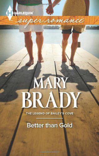 book cover of Better Than Gold
