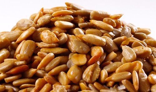 Salted & Roasted Sunflower Seeds, Meats (No (Roasted Salted Stock)