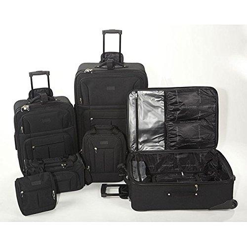 Geoffrey Beene Ebony 6 Piece Set, Black, One Size