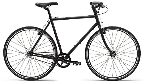 Handsome Fredward Single Speed City Bicycle Matte Black