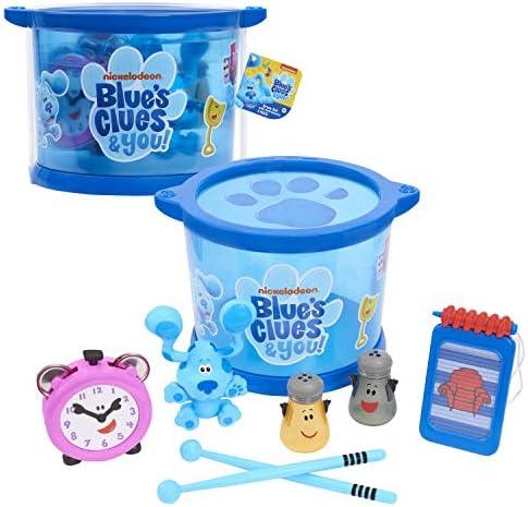 Blue's Clues & You! Musical Drum Set, multi-color