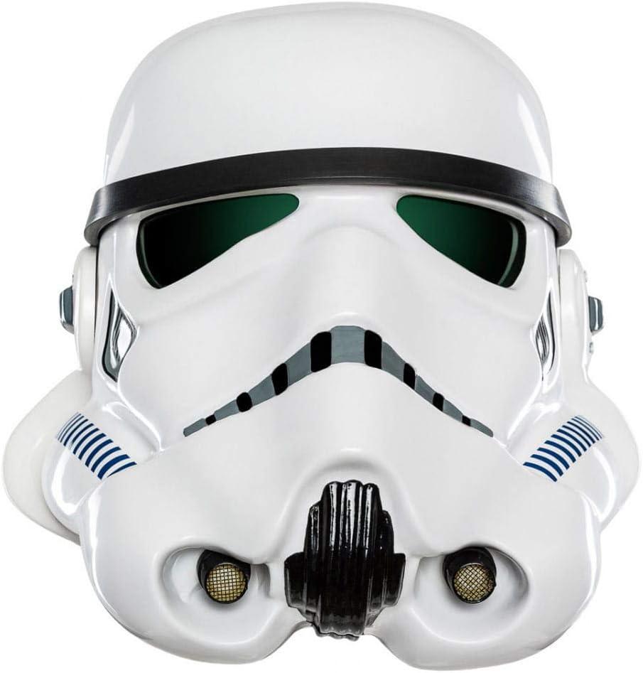 Star Wars EP IV: replica casco Stormtrooper: Amazon.es: Juguetes y ...
