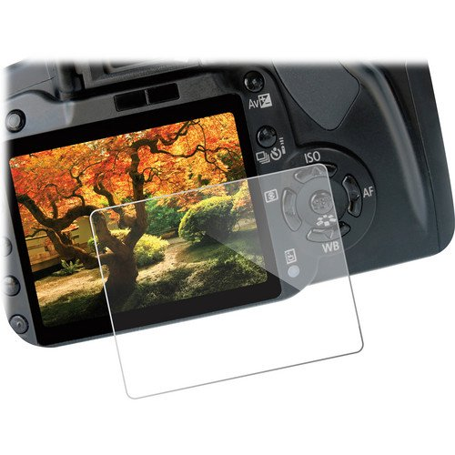 Vello LCD Screen Protector Ultra for Canon 70D Camera(6 Pack) by Vello