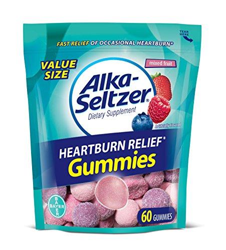 Alka-Seltzer Heartburn Relief Gummies (Antacid Chew)