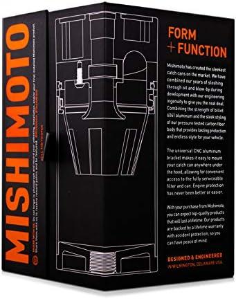 Mishimoto MMBCC-CF Carbon Fiber Baffled Oil Catch Can