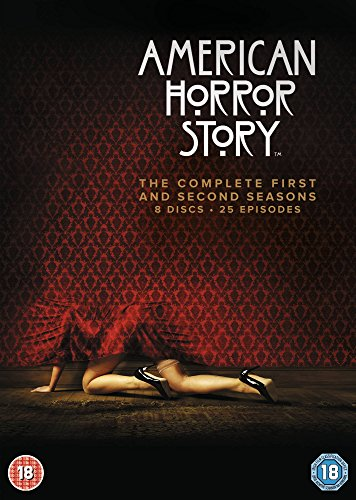 American Horror Story Seasons 1 2 Dvd Buy Online In China At Desertcart
