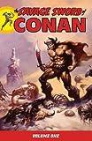 The Savage Sword of Conan Volume 1