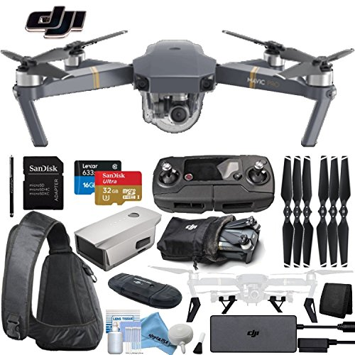 DJI Mavic Pro Starters Bundle (Version 2)