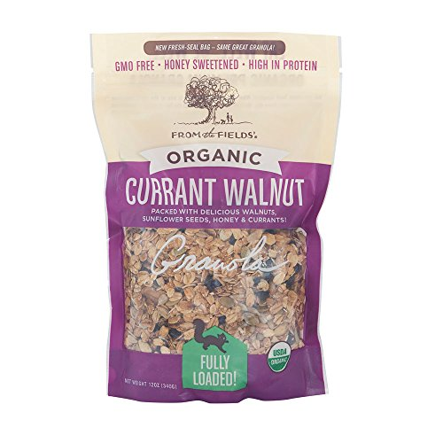 From The Fields Currant Walnut Cereal, 12 ()