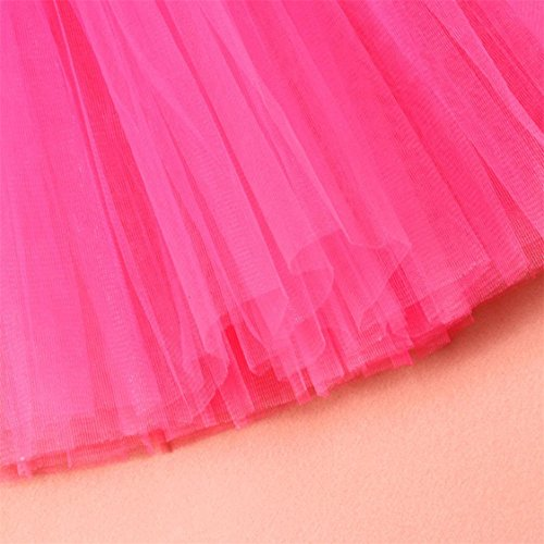 Dress High Dancing mesh Hot Adult Pink Pleated Womens Solid Half Tutu Sale Skirt Mesh Gauze Hot TIFENNY Waist 0UqwZEx6