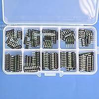 Electrónica-salón red Resistor Kit surtido de película gruesa
