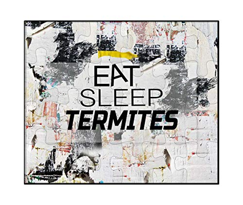 Makoroni - EAT Sleep TERMITES Animal - Jigsaw Puzzle, 30 pcs.