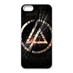 iphone5 5s White Linkin Park phone cases&Holiday Gift