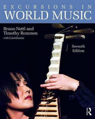 Excursions In World Music W/3 Cds