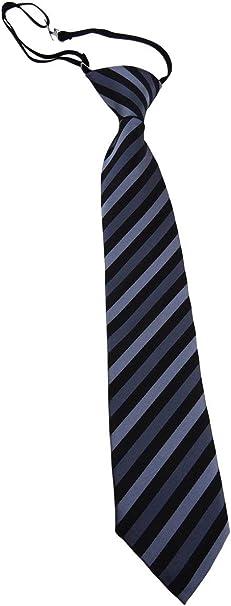 con elastico Cravatta per bambini a righe TigerTie
