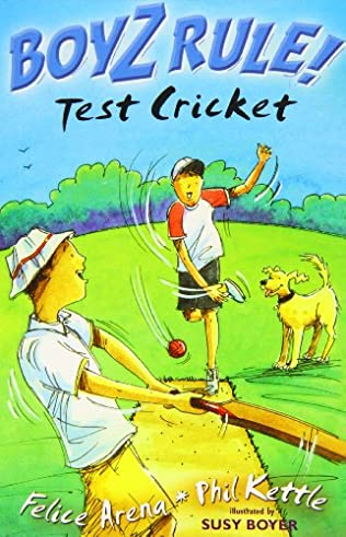 book cover of Test Cricket
