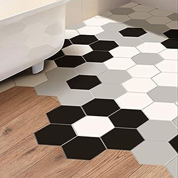 Amazon Com Apsoonsell Hexagon Geometric Patterned Home