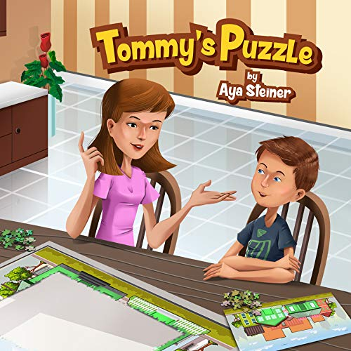 Tommy's Puzzle by Aya Steiner ebook deal