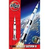 Hornby Airfix A11170 1:144 Scale Nasa Apollo Saturn V Rocket Model Kit