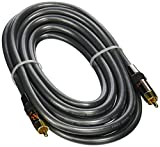 Acoustic Research Pro Coax Audio Cable - 12ft (3.7M): more info