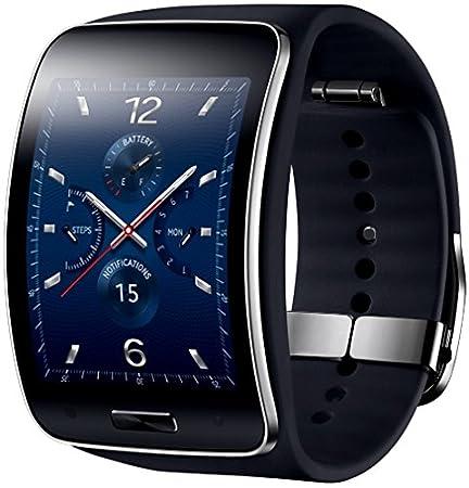 Samsung Gear S - SmartWatch (512 MB, 4 GB, 300 mAh): Amazon.es ...