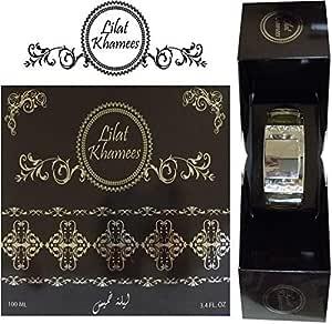 lilat Khamees for men (eau de parfum, 100ml)