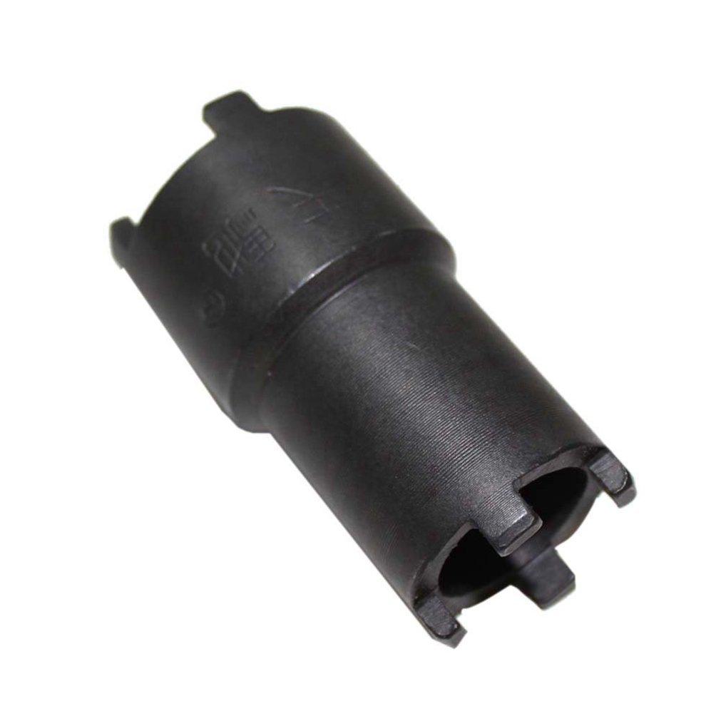Universal Motorparts New 20mm 24mm Clutch Hub Remove Lock Nut Tool Spanner Socket for 50cc 70cc 80cc 90cc 110cc 125cc Roketa Kazuma Sunl Taotao