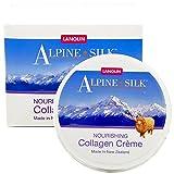 Alpine Silk Lanolin Collagen Cream (250 gr/8.81 oz)