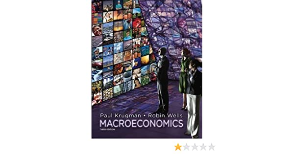 Amazon macroeconomics 3rd edition paul krugman and robin amazon macroeconomics 3rd edition paul krugman and robin wells health personal care fandeluxe Choice Image