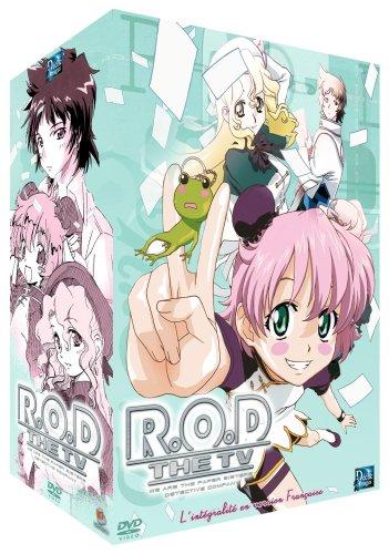 (R.O.D TV (Read or Die) - Intégral)
