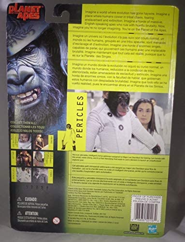 Planet of the Apes Pericles