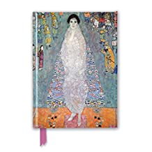Gustav Klimt: Portrait of Baroness Elisabeth Bachofen-Echt (Foiled Journal)