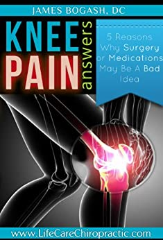 Knee Pain Answers Surgery Medications ebook product image