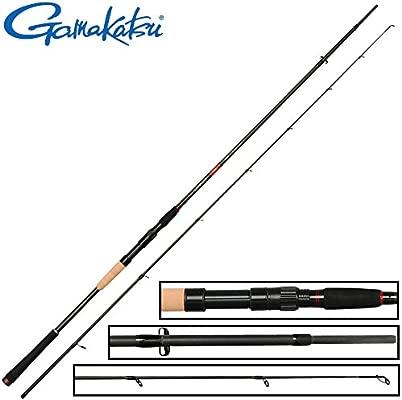 Gamakatsu akilas 90 x XH 2,70 m, 25 - 80 g - Caña de spinning para ...