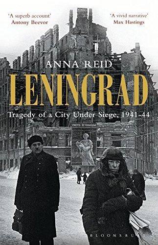 Download Leningrad: Tragedy of a City under Siege, 1941-44 pdf