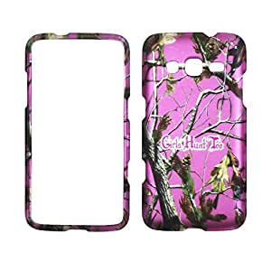 2D Pink Camo GHT Pine Samsung ATIV S Neo i800 , i8675 Sprint Case Cover Phone Snap on Cover Case Protector Faceplates