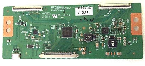 LG 42LN5400-UA T-CON BOARD 6871L-3152B (6870C-0444A) -  LOGIC BOARD