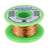 BNTECHGO 22 AWG Magnet Wire - Enameled Copper