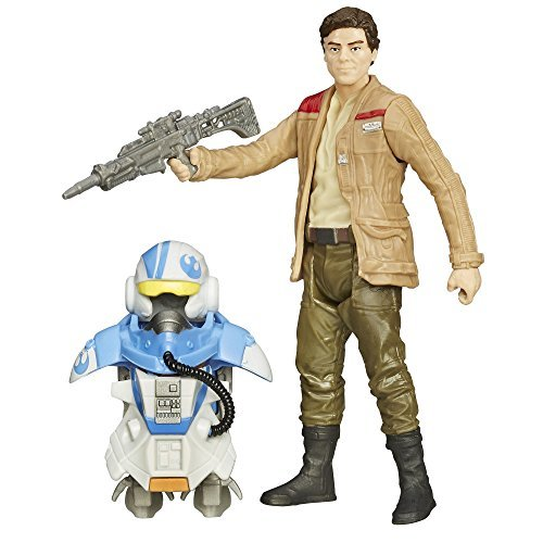 Star Wars The Force Awakens 3.75-Inch Figure Space Mission