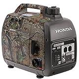2000 Watt Portable Generator - Honda 659840 EU2000i Camo 2,000 Watt Portable Generator