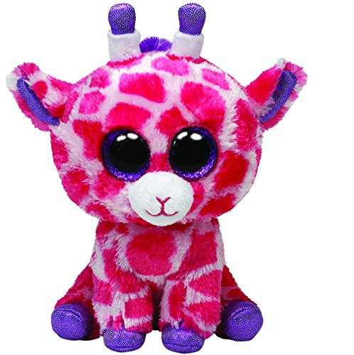 Ty Beanie Boos Buddies Twigs Pink Giraffe Medium ()
