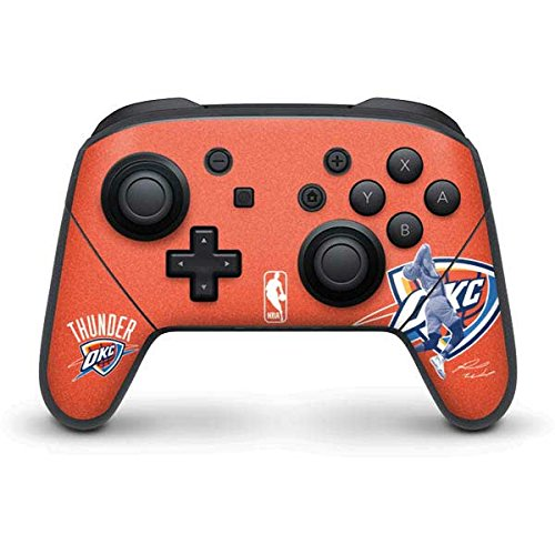 nba-oklahoma-city-thunder-nintendo-switch-pro-controller-skin-russell-westbrook-elite-series-vinyl-d