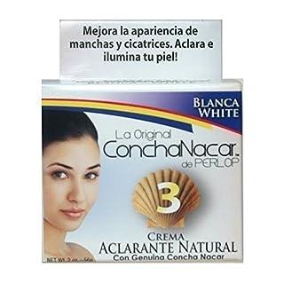 La Original Concha Nacar De Perlop Crema Step #3 Natural Lightening Cream 2oz by USA