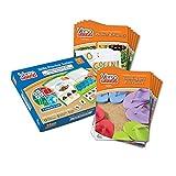 ETA hand2mind VersaTiles Cross-Curricular Kit for Math, Literacy, Science, and Social Studies (Grade 1)