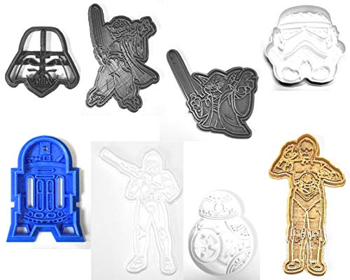 with Star Wars Bakeware design