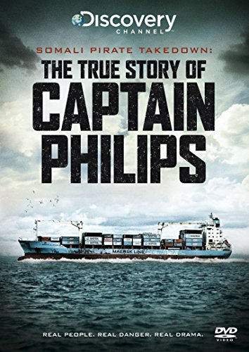 Captain Phillips The True Story - Somali Pirate Takedown (please note this is not the film but a documentary) [DVD] [Import anglais]]()