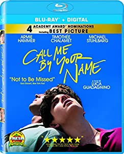 Cover Image for 'Call Me by Your Name [Blu-ray + Digial]'