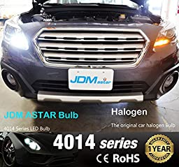 JDM ASTAR 1000 Lumens Extremely Bright 4014 Chips 3156 3057 3157 4057 4157 LED Bulbs with Projector,Xenon White(ONLY used for backup reverse lights)