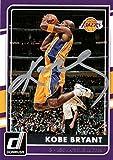 Kobe Bryant Los Angeles Lakers Autographed Signed 2016 Panini Card -- COA