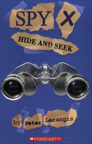 Spy X #2 by Scholastic Paperbacks